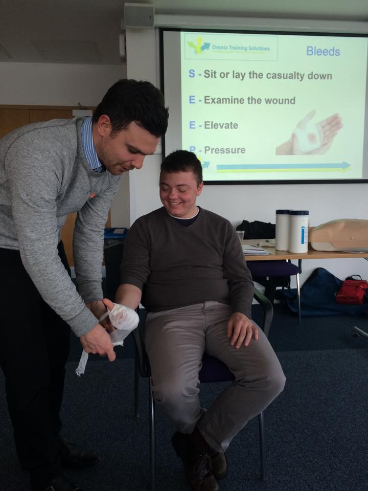 First Aid courses in Watford
