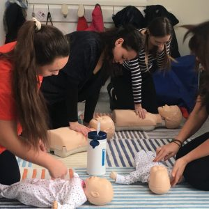 First Aid Training for Parents – At your home