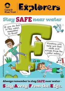 Drowning Prevention – Staying safe in and around UK waterways.